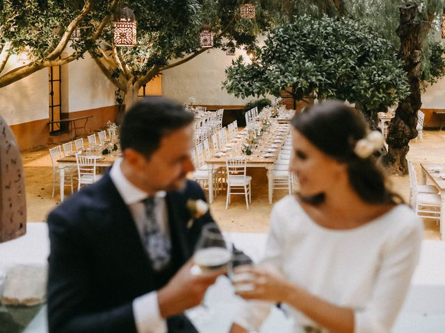 La boda de Diego y Blanca en Alcala De Guadaira, Sevilla 92