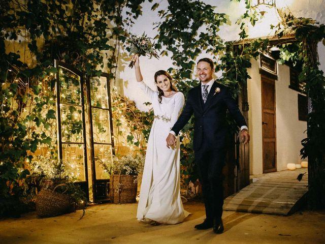 La boda de Diego y Blanca en Alcala De Guadaira, Sevilla 109