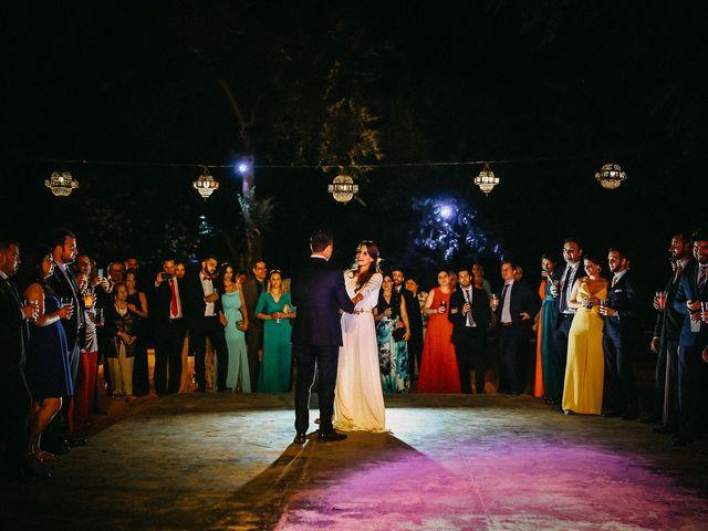 La boda de Diego y Blanca en Alcala De Guadaira, Sevilla 116