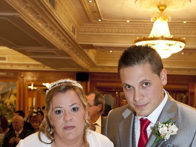 La boda de Ana Maria y Luis Miguel en Arganda Del Rey, Madrid 2