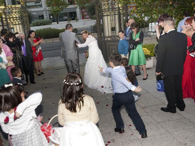 La boda de Ana Maria y Luis Miguel en Arganda Del Rey, Madrid 5