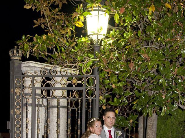 La boda de Ana Maria y Luis Miguel en Arganda Del Rey, Madrid 6