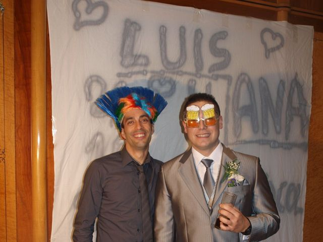 La boda de Ana Maria y Luis Miguel en Arganda Del Rey, Madrid 10