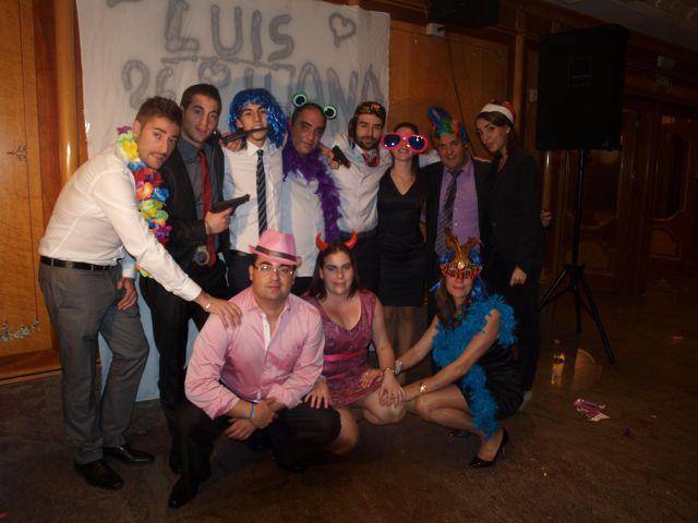 La boda de Ana Maria y Luis Miguel en Arganda Del Rey, Madrid 11