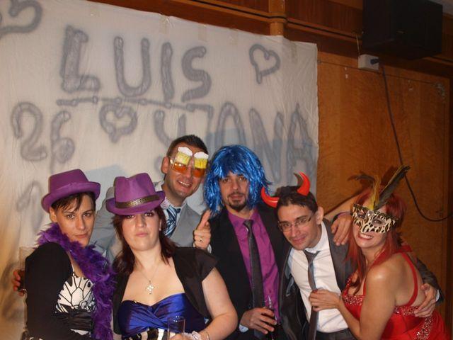 La boda de Ana Maria y Luis Miguel en Arganda Del Rey, Madrid 14