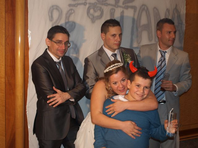 La boda de Ana Maria y Luis Miguel en Arganda Del Rey, Madrid 21