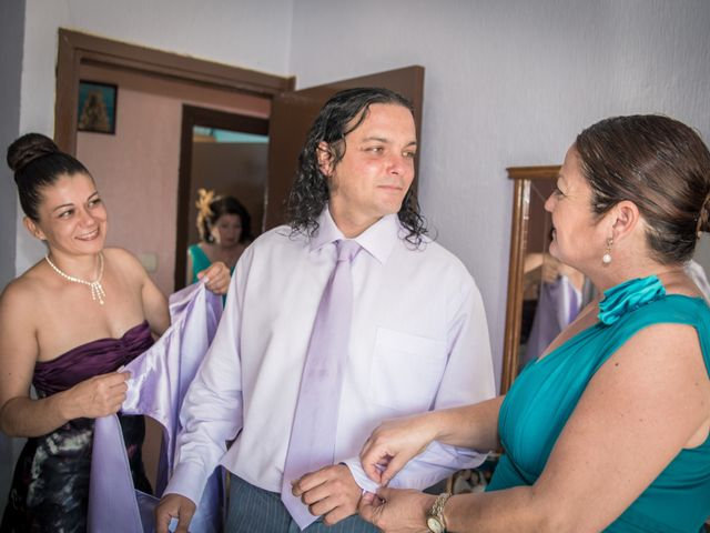 La boda de Ignacio  y Almudena en Coria Del Rio, Sevilla 16