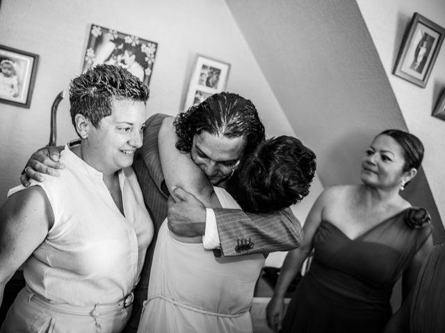 La boda de Ignacio  y Almudena en Coria Del Rio, Sevilla 17
