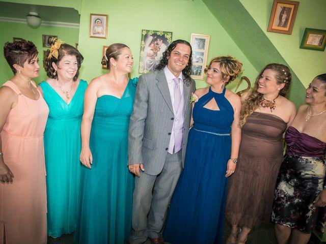 La boda de Ignacio  y Almudena en Coria Del Rio, Sevilla 18