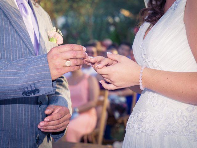 La boda de Ignacio  y Almudena en Coria Del Rio, Sevilla 29