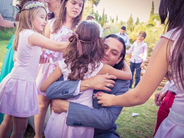 La boda de Ignacio  y Almudena en Coria Del Rio, Sevilla 30