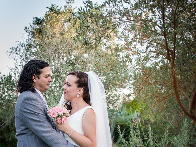 La boda de Ignacio  y Almudena en Coria Del Rio, Sevilla 32