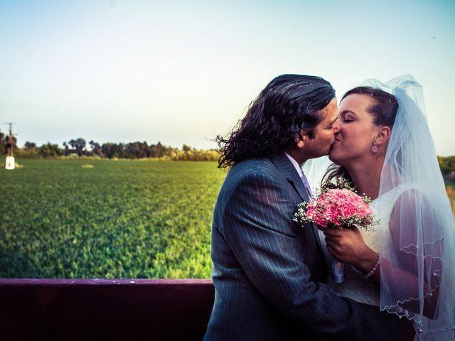 La boda de Ignacio  y Almudena en Coria Del Rio, Sevilla 35