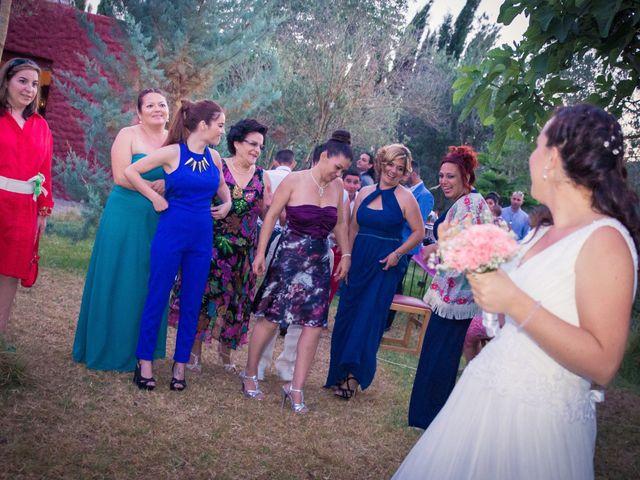 La boda de Ignacio  y Almudena en Coria Del Rio, Sevilla 37