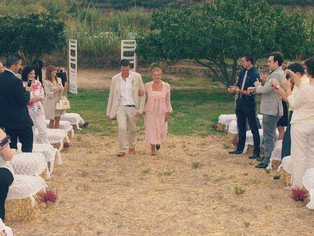 La boda de Noemí y Conrad en Calella, Barcelona 13