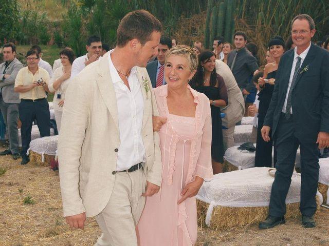 La boda de Noemí y Conrad en Calella, Barcelona 14