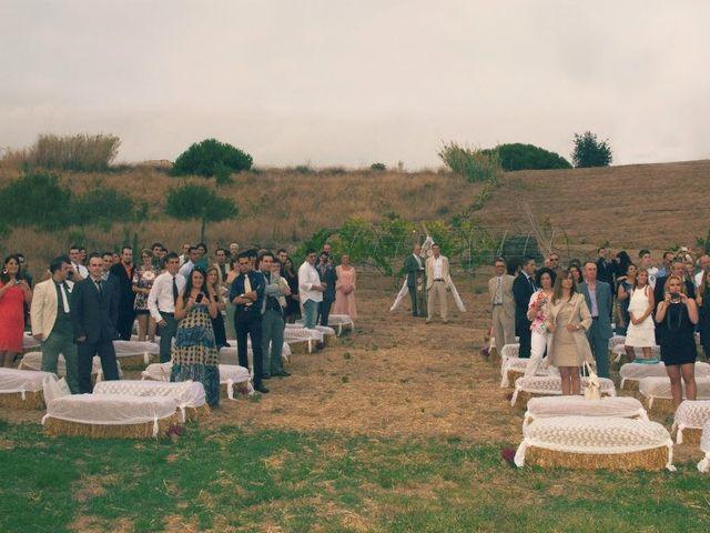 La boda de Noemí y Conrad en Calella, Barcelona 16
