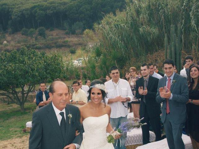 La boda de Noemí y Conrad en Calella, Barcelona 17