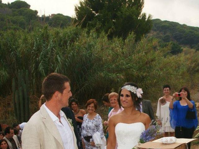 La boda de Noemí y Conrad en Calella, Barcelona 19