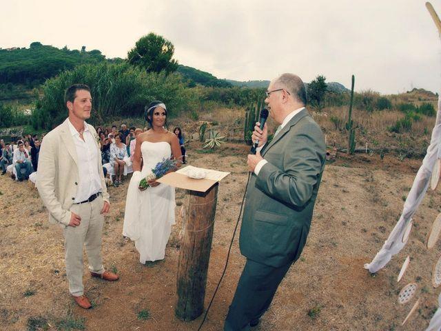 La boda de Noemí y Conrad en Calella, Barcelona 21