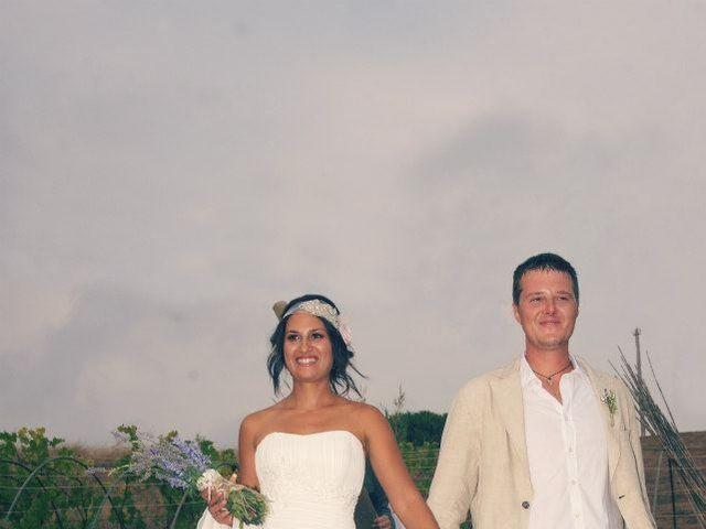 La boda de Noemí y Conrad en Calella, Barcelona 25
