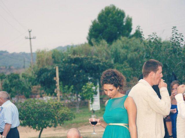 La boda de Noemí y Conrad en Calella, Barcelona 35