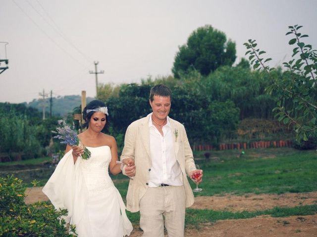 La boda de Noemí y Conrad en Calella, Barcelona 39