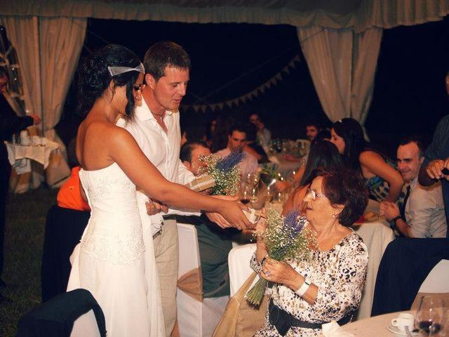 La boda de Noemí y Conrad en Calella, Barcelona 59