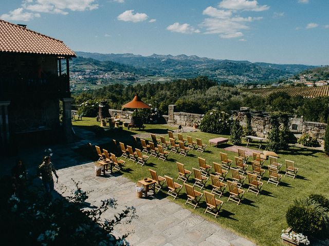 La boda de César y Cris en Ribadavia, Orense 2