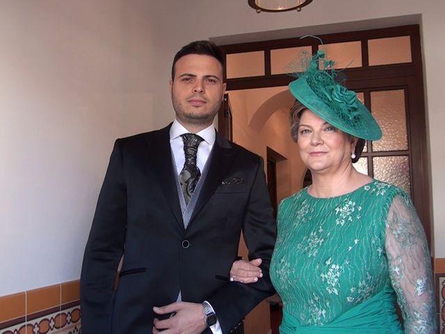 La boda de Antonio Manuel y Vanesa en El Garrobo, Sevilla 8