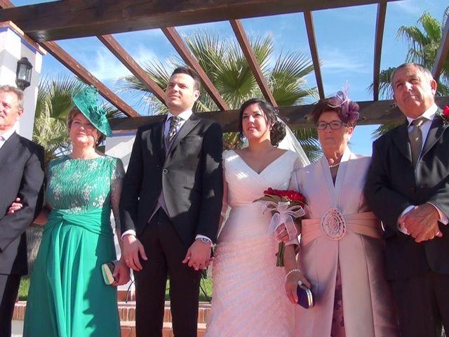 La boda de Antonio Manuel y Vanesa en El Garrobo, Sevilla 24