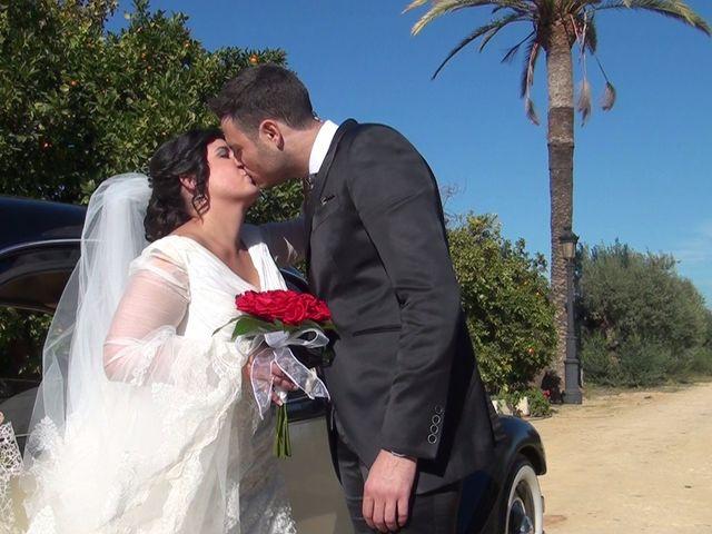 La boda de Antonio Manuel y Vanesa en El Garrobo, Sevilla 25