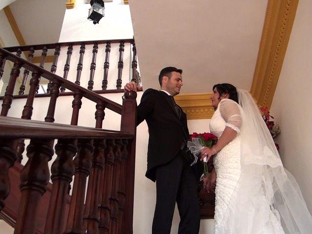 La boda de Antonio Manuel y Vanesa en El Garrobo, Sevilla 26