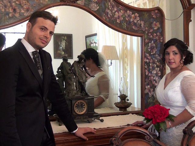La boda de Antonio Manuel y Vanesa en El Garrobo, Sevilla 27