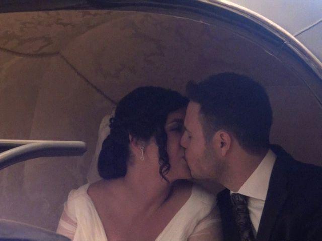 La boda de Antonio Manuel y Vanesa en El Garrobo, Sevilla 31