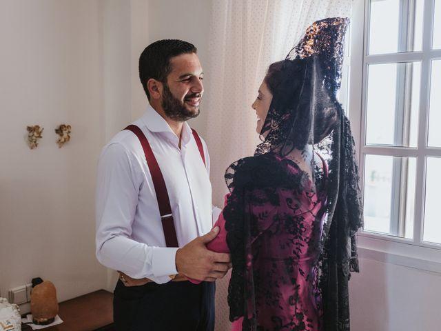 La boda de Daniel y Alba en Jerez De La Frontera, Cádiz 5