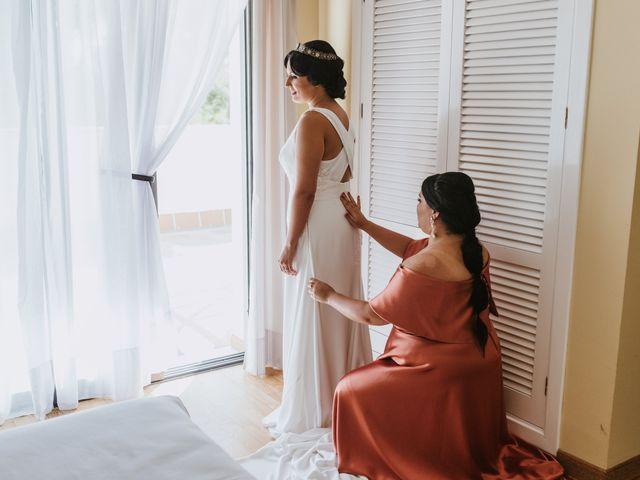 La boda de Daniel y Alba en Jerez De La Frontera, Cádiz 15