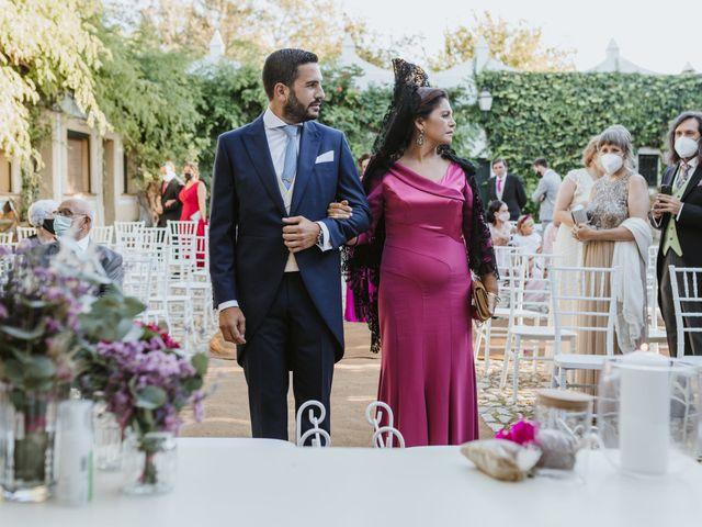 La boda de Daniel y Alba en Jerez De La Frontera, Cádiz 22