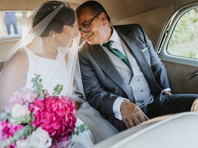 La boda de Daniel y Alba en Jerez De La Frontera, Cádiz 23