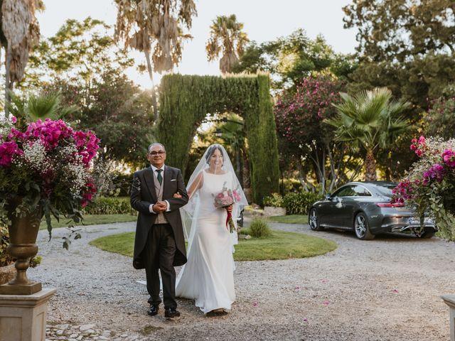 La boda de Daniel y Alba en Jerez De La Frontera, Cádiz 24