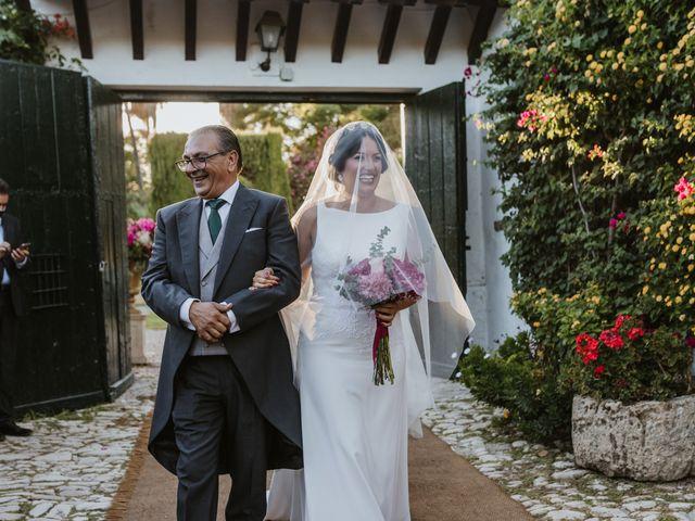 La boda de Daniel y Alba en Jerez De La Frontera, Cádiz 25
