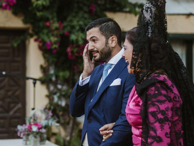 La boda de Daniel y Alba en Jerez De La Frontera, Cádiz 26