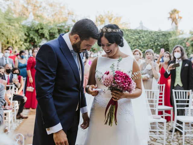 La boda de Daniel y Alba en Jerez De La Frontera, Cádiz 27