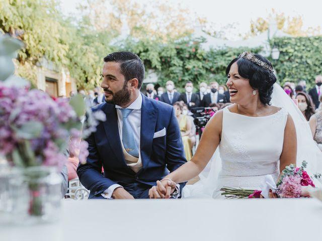 La boda de Daniel y Alba en Jerez De La Frontera, Cádiz 28