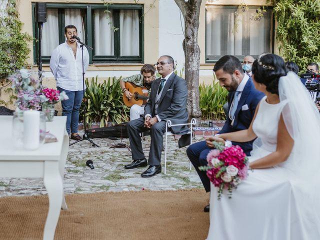 La boda de Daniel y Alba en Jerez De La Frontera, Cádiz 29