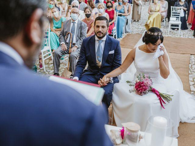 La boda de Daniel y Alba en Jerez De La Frontera, Cádiz 30