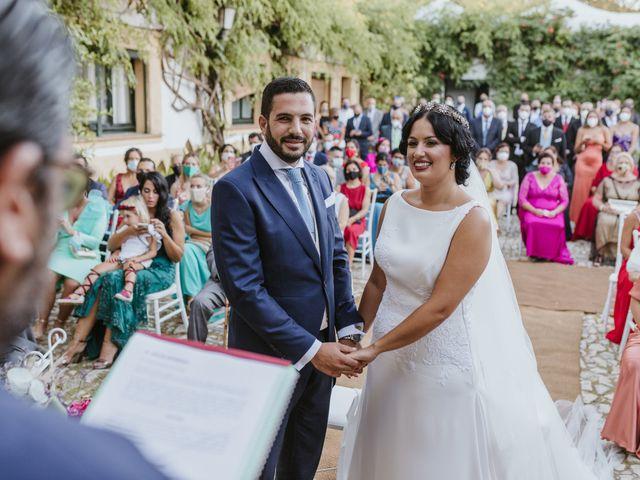 La boda de Daniel y Alba en Jerez De La Frontera, Cádiz 31