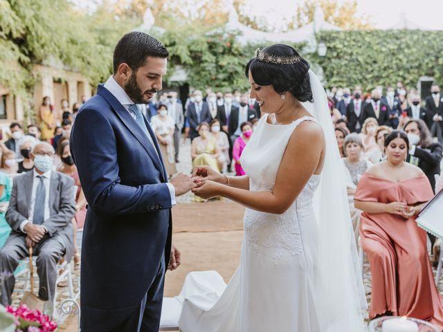 La boda de Daniel y Alba en Jerez De La Frontera, Cádiz 32