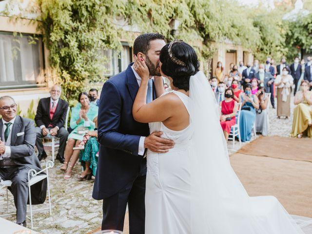 La boda de Daniel y Alba en Jerez De La Frontera, Cádiz 33