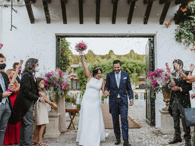 La boda de Daniel y Alba en Jerez De La Frontera, Cádiz 35